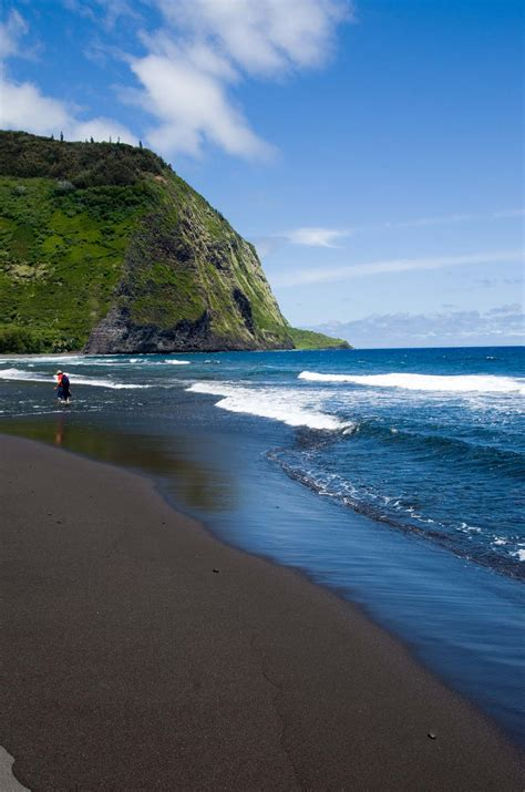 where is the black sand beach black sand beach www imgkid com the image kid has it