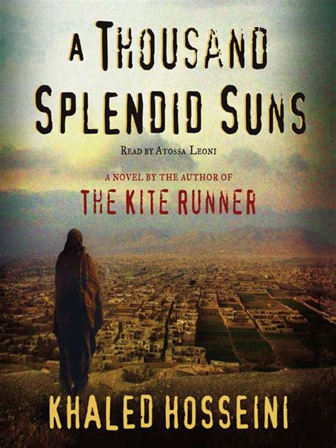 A Thousand Splendid Suns By Five Books That Should Be A Lot More