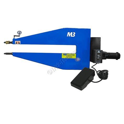 power bead roller 202 36nv ht ttk jamey high throat power bead roller