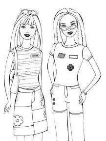 barbie coloring pages barbie movies photo 19453643