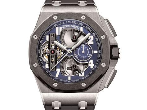 Jam Ap Roo Jf Ceramic Grey Chrono Best Clone 1 audemars piguet announces royal oak offshore tourbillon chronograph