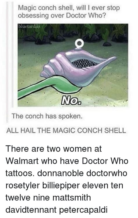 The Conch Has Spoken Meme - 25 best memes about all hail the magic conch all hail