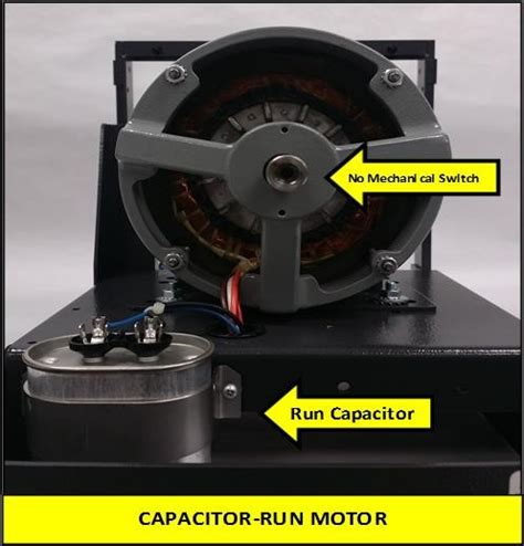 capacitor start induction run motor operation types of single phase induction motors single phase induction motor wiring diagram