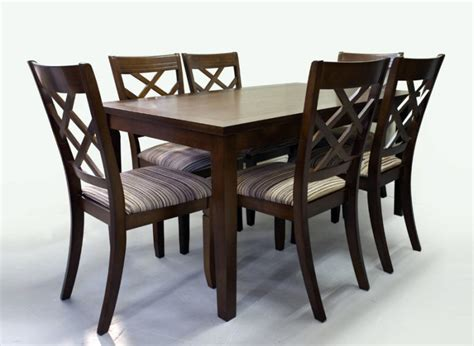 clearance dining table cameron dining table 6 chairs clearance in portlaoise laois from furniture properly