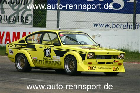 Opel Nolte by Kadett C Coupe Michael Nolte Opel Forum