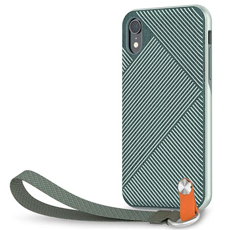 moshi altra cover for iphone xr green shop and ship south africa