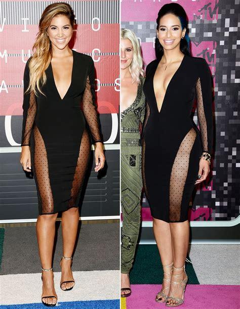 Dress Nesa vmas 2015 wwib liz hernandez wear same on
