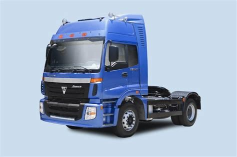 2011 Foton Auman articulated truck photos pictures pics wallpapers