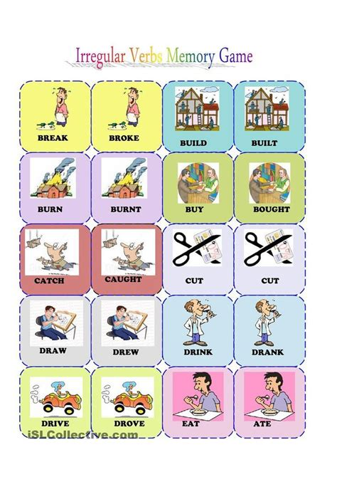 printable grammar card games 311 best images about free grammar and vocabulary games on