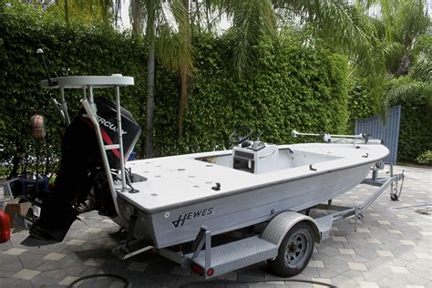 hewes boats 1990 hewes restoration project update 4 primer the