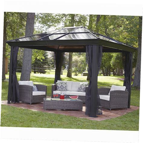 gazebo kit gazebo kits for tubs gazebo ideas