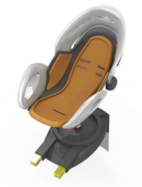 designer car seats for toddlers wait until you see the kevlar carkoon a car seat that