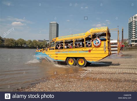 wwii duck boats for sale a wwii duk w hibious vehicle or duck converted into a