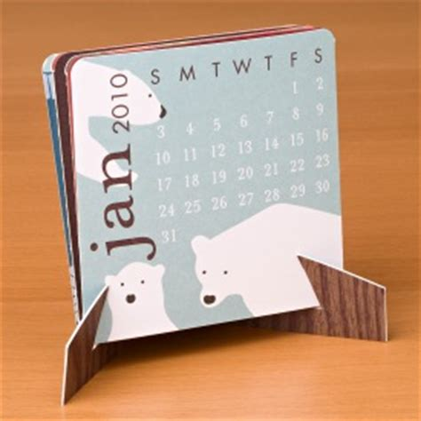 Small Desk Calendars The Calendar That Could Paper Source Paper Source