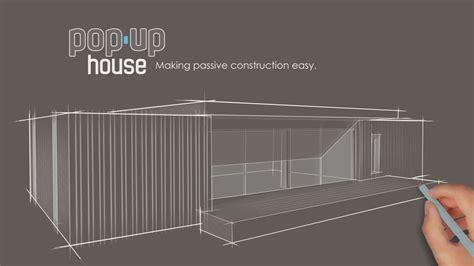 pop house pop up house la maison passive construite en 4 jours diazmag