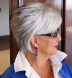 haircut go 60 short hair styles over 60