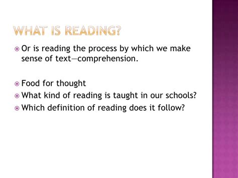 Improving Reading Skill In By Team Of Five improving reading skills