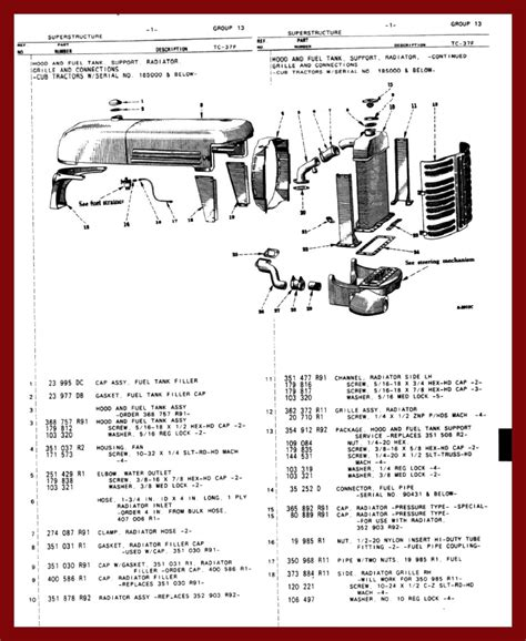 farmall a parts diagram farmall 140 parts diagram diarra