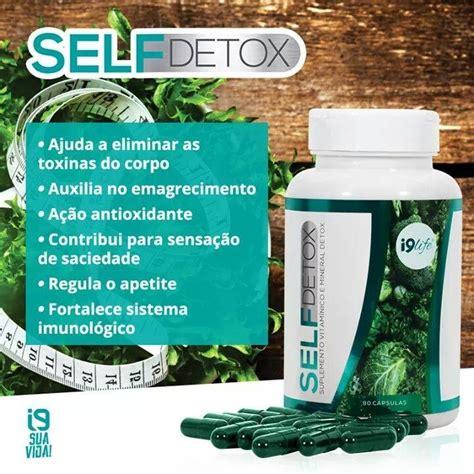 Self Detox by Self Detox I9life Emagrecedor E Eliminador De Gordura R