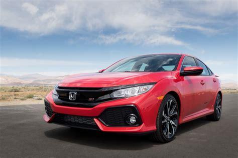Honda Civic Si Review by 2017 Honda Civic Si Review Drive News Cars