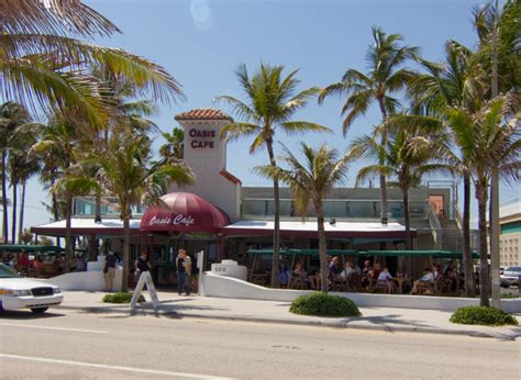 Oasis Detox Ft Lauderdale Fl by Review Of Oasis Cafe 33316 Restaurant 600 Seabreeze Blvd