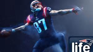 what colors are the new patriots pats announce new color uniforms sons of sam horn
