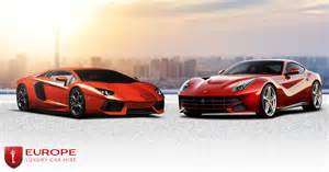 Lamborghini Aventador Vs F12 Match On F12 Berlinetta Vs Lamborghini Aventador