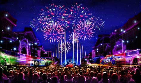 10 of fireworks shows at disney s theme parks disneyland to host a pixar with new fireworks show