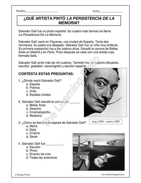 salvador dali biography in spanish biograf 237 as subscription gives access to all and