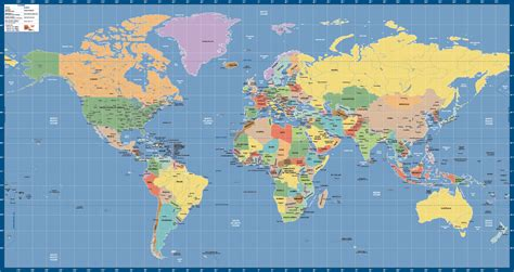 on world map world map eur miller map digital creative