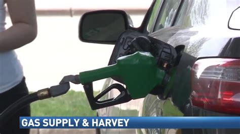 experts say don t panic about gas prices supply despite harvey s damage wztv