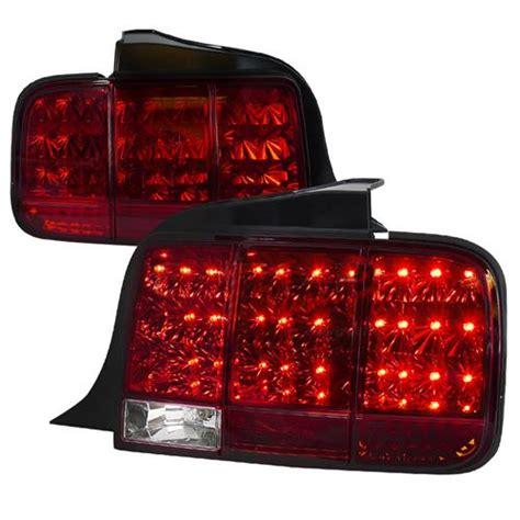 05 mustang sequential lights mustang sequential led light kit 05 09 lmr