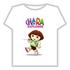 chara the explorer undertale roblox