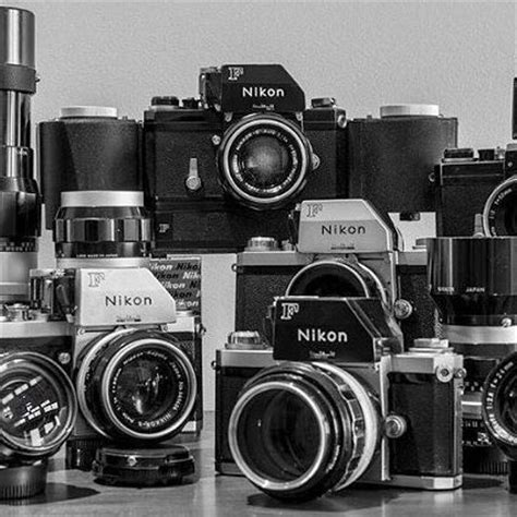 nikon serie cameralove photography technology beautiful and vintage