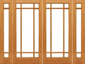Prehung Double Doors Interior Prehung 9 Marginal French Brazilian Mahogany Ig Glass