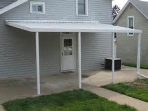 Retractable Porch Awning Ace Awnings Patio Coversand Carports