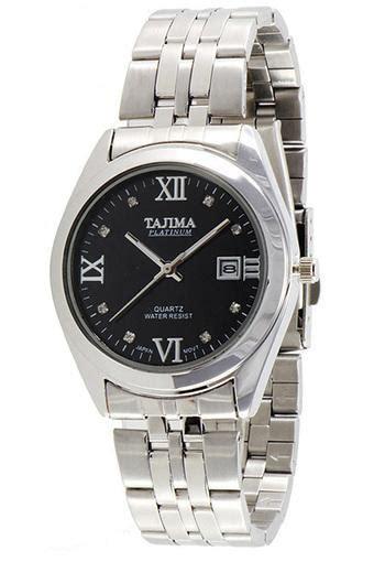 Jam Tangan Pria Elegan Zeca harga tajima analog 1856 g a01 jam tangan pria hitam