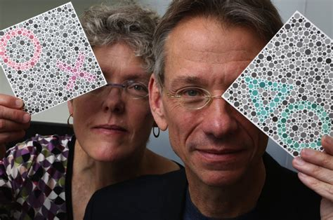 Color Blind Cure Gene Therapy Uw Scientists Biotech Firm May Have Cure For