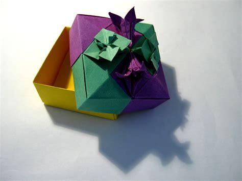 Tomoko Fuse Origami Boxes - tomoko fuse