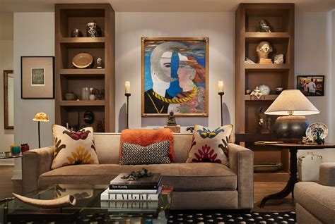 home decor seattle after downsizing and remarrying interior designer