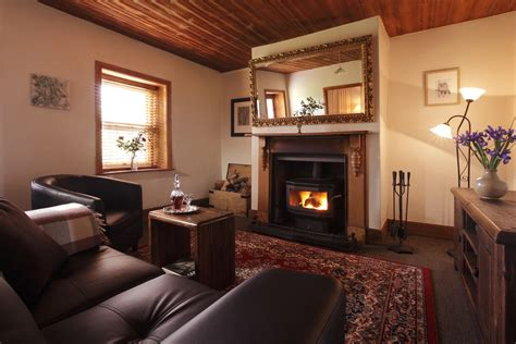 living room heater living room with wood heater keefer s cottage