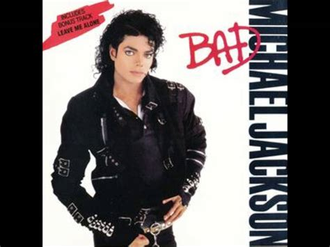 To The Bad michael jackson bad 1987 album