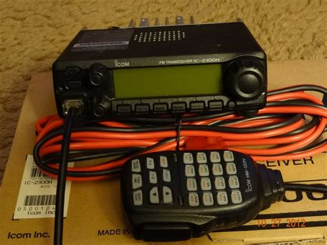 Icom 2300h by Icom 2300h For Sale Industrial Electronic Components
