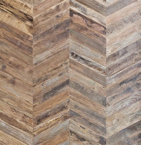 chevron pattern reclaimed wood pioneer millworks to reveal new design trends with