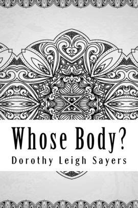 Whose Body? by Dorothy Leigh Sayers, Paperback | Barnes