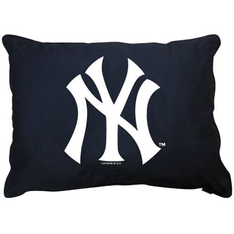New York Yankees Pillow by New York Yankees Mlb Pet Pillow Bed