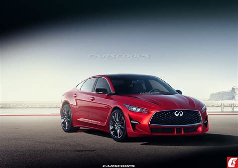 2020 Infiniti Sports Car by Future 2020 Infiniti Q50 Gets Inspiration From Q