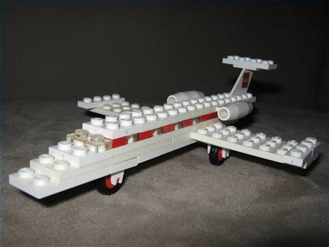 How Do You Make A Airplane Out Of Paper - how to build an airplane out of legos with pictures ehow