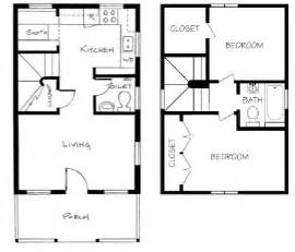 Floor Plans For Small Houses by Tiny House Plans