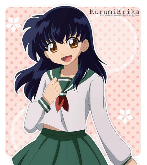 imagenes kawaii de inuyasha kagome inuyasha by kurumierika on deviantart